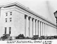 Albert Pike Memorial Temple