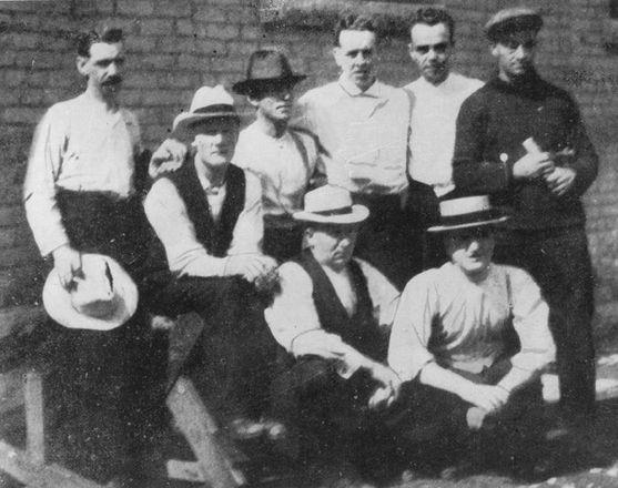 1919 Strike Leaders