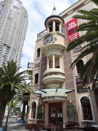 The Clock Hotel, Surfers Paradise, 2013