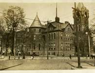 Peabody High School, ca. 1912