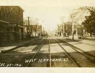 900 block of West Markham Street, 1912