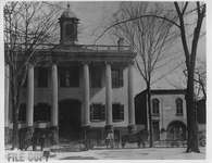 Second Court House - 1825 - 1855