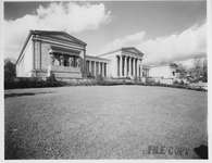 Albright Art Gallery (now known as the Albright-Knox Art Gallery)