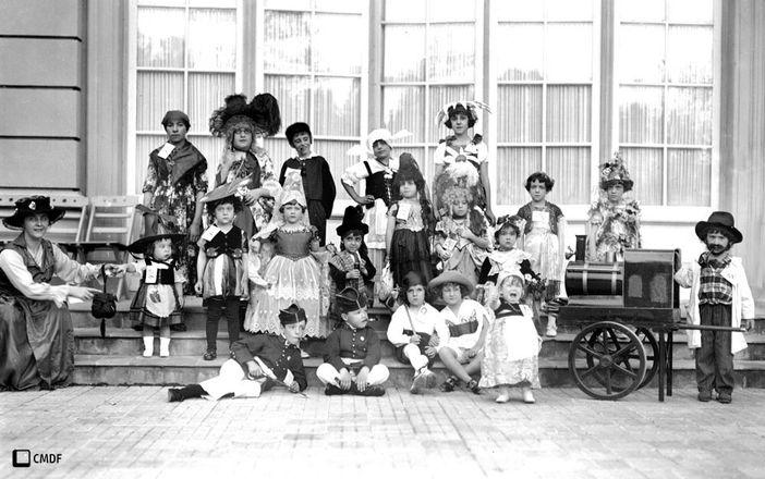 Foto 1849.  Año 1918