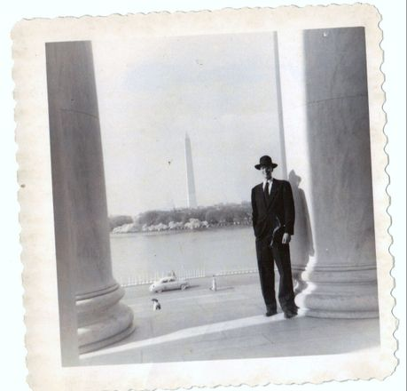 Joe Voss, Jefferson Memorial