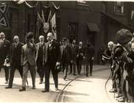 The Prince of Wales visits Reading, 25 June 1926.