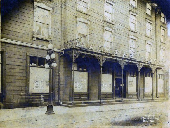 The Halifax Hotel