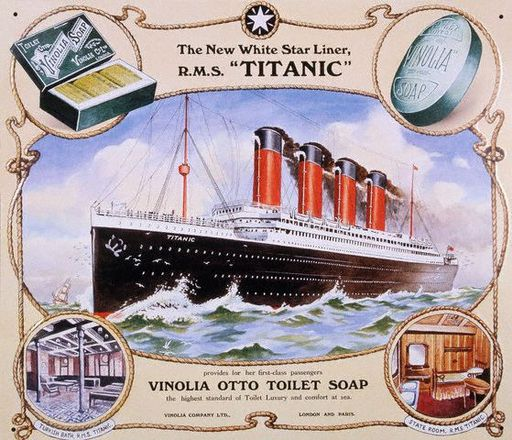 Titanic Advert