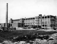 Dominion Tire factory, under construction ca. 1914