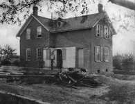 Ahrens family home on Courtland Ave.