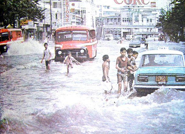 Flooded Espanya