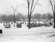 Skating, Victoria Park, Kitchener