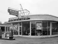 Stevens Motors, 417 King St. E., Kitchener