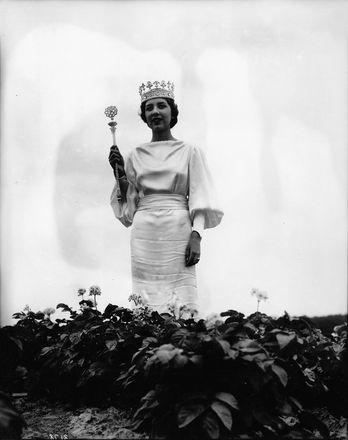 Potato Blossom Queen, circa 1935