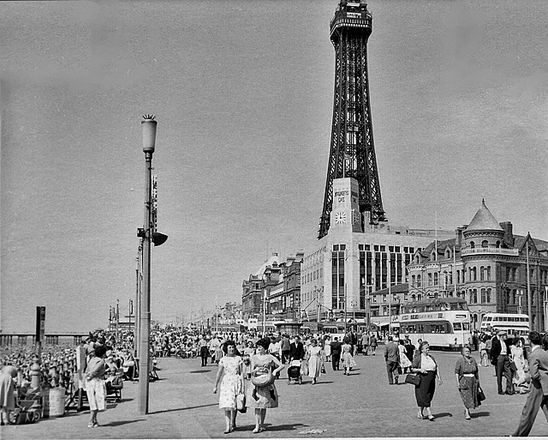 Blackpool Sea-front